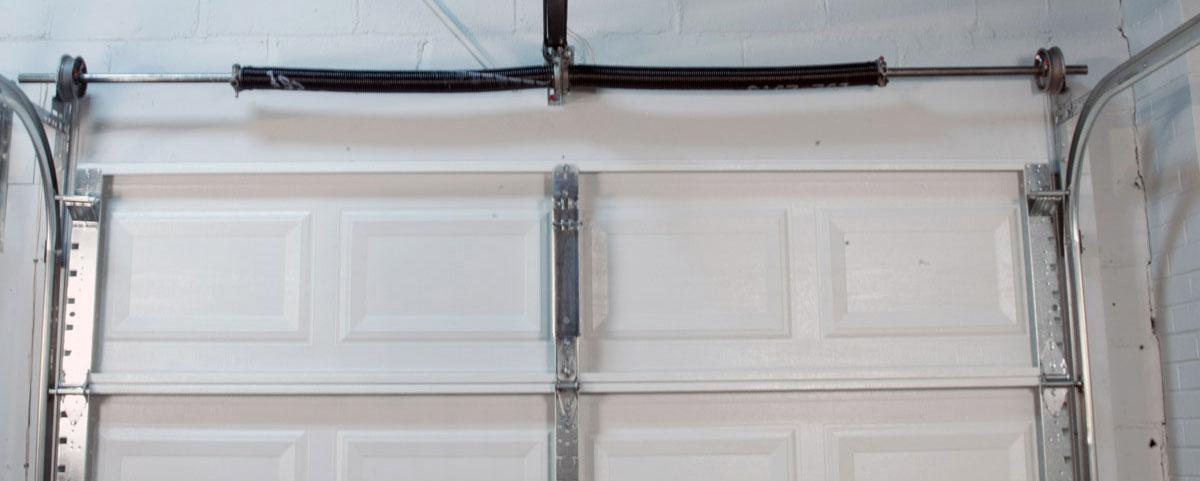 garage door torsion spring